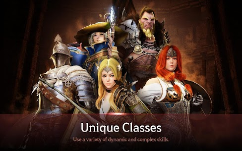 Black Desert Mobile Inglês Download 2