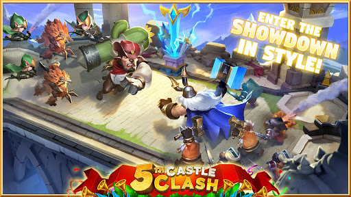 Castle Clash: Heroes of the Empire US 1.4.9 Cheat screenshots 4