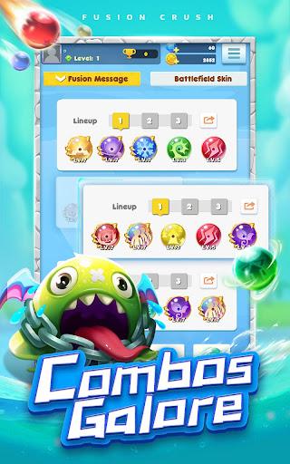 Fusion Crush フュークラ 1.5.8 screenshots 2