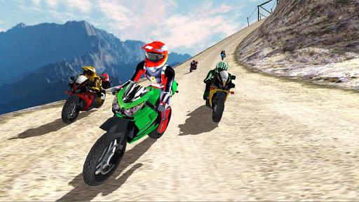 Hill Top Bike Racing screenshots 11
