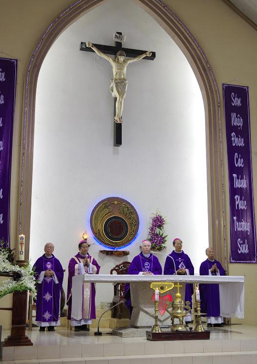 Thánh lễ an táng Cha Giuse Trần Ngọc Tâm - Chánh xứ Xuân Đức - Ảnh minh hoạ 14
