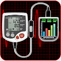 Blood Pressure Info App icon