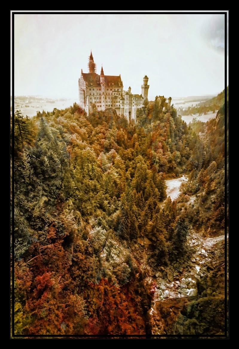 Castello di Neuschwanstein di stefytina