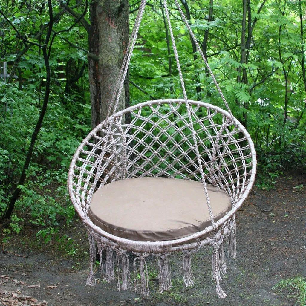 Кресло на подвесках