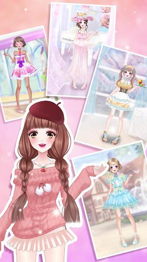 ud83dudc57ud83dudc84Anime Girl Dress Up  screenshots 2