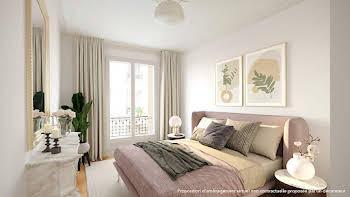 Appartement 4 pièces 98,06 m2