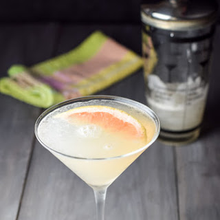 Awesome Ruby Red Grapefruit Cosmopolitan Cocktail