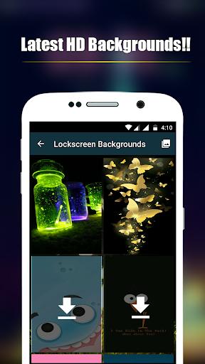 Fingerprint Lock Screen Prank 5.0 screenshots 7