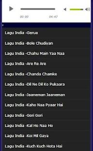 Kumpulan Lagu India terpopuler mp3 - náhled
