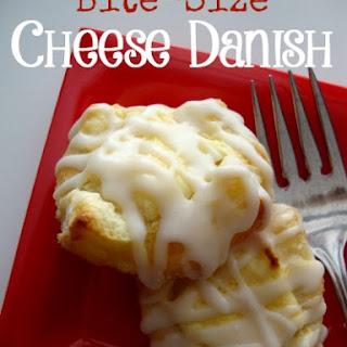 Mini Cheese Danish