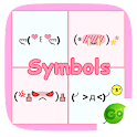 GO Keyboard Sticker Symbols icon