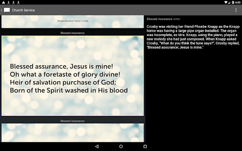 Proclaim Remote- screenshot thumbnail