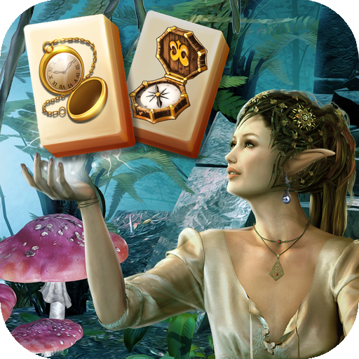 Mahjong Magic Worlds: Journey of the Wood Elves file APK for Gaming PC/PS3/PS4 Smart TV