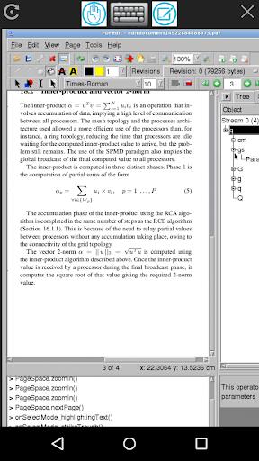 MaxiPDF PDF editor & builder screenshots 4
