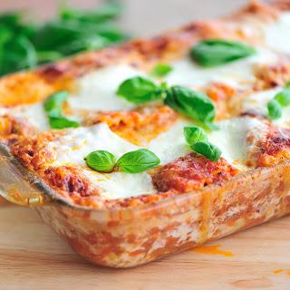 HFG Lasagne Recipe