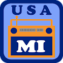 USA Michigan Radio icon