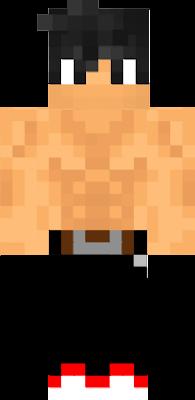 Man In Underwear | Minecraft Skins