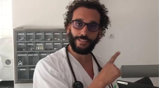 Salud retira las mascarillas donadas a hospitales de Almería por Spiriman