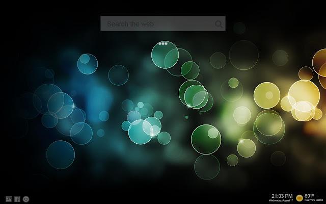Colors New Tab HD Themes - Chrome Web Store