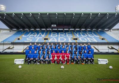 Un nouveau complexe d'entraînement pour Bruges