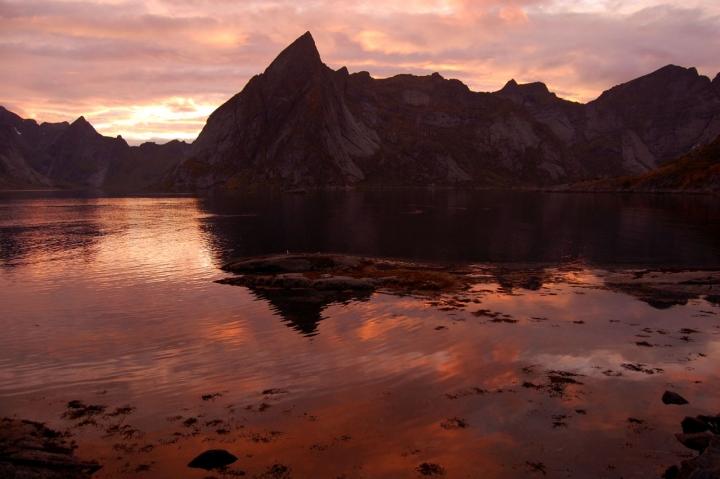 Il paradiso al tramonto di francyant