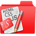 FAS HTML CSS JS Editor icon