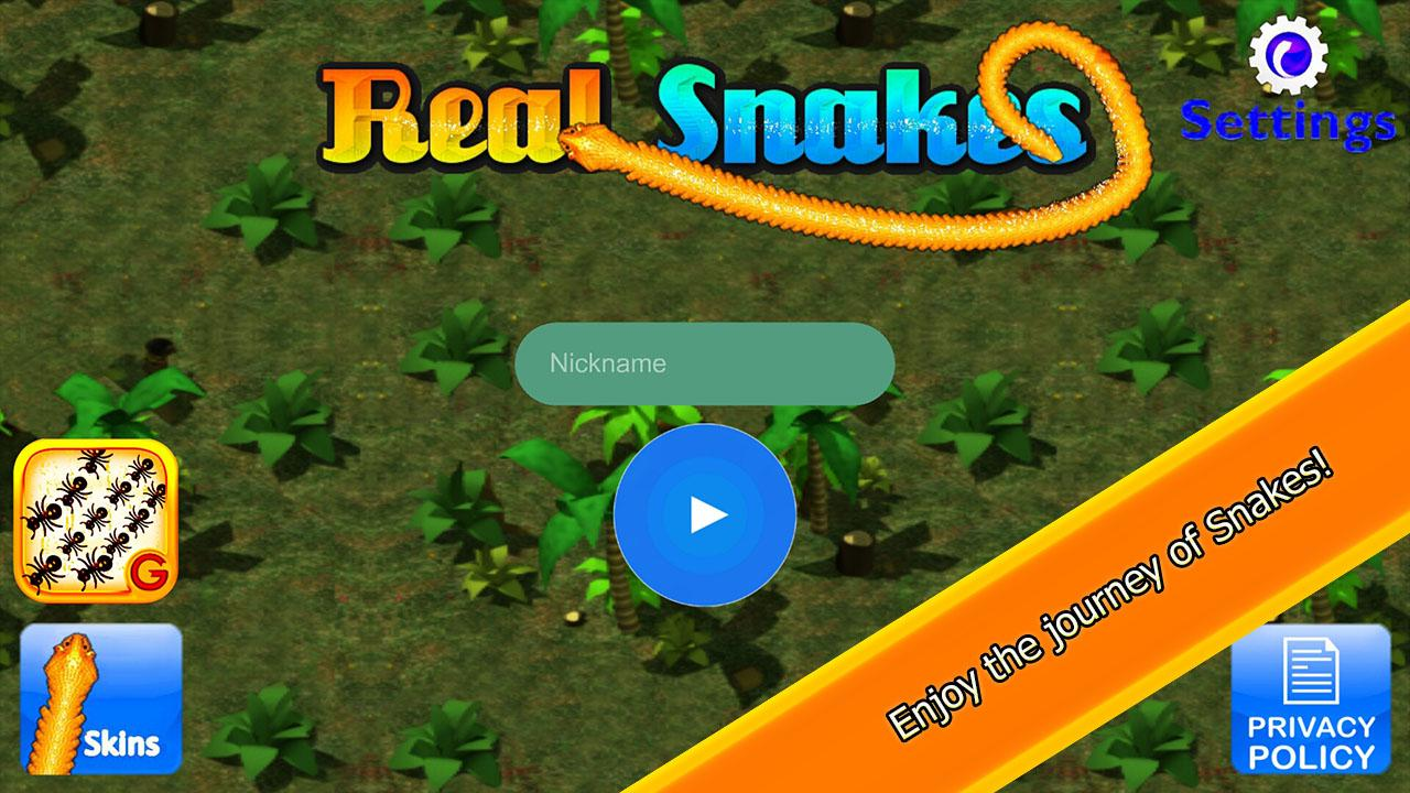 real snakes android apps on google play