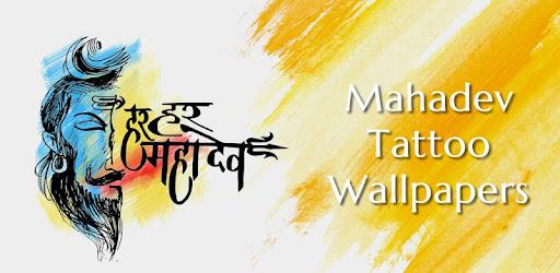 Mahadev Tattoo Wallpapers Shiv Tattoo Apps On Google Play