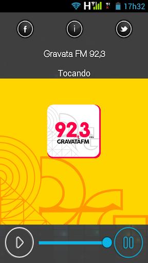 Radio Gravatá FM 92.3 for PC