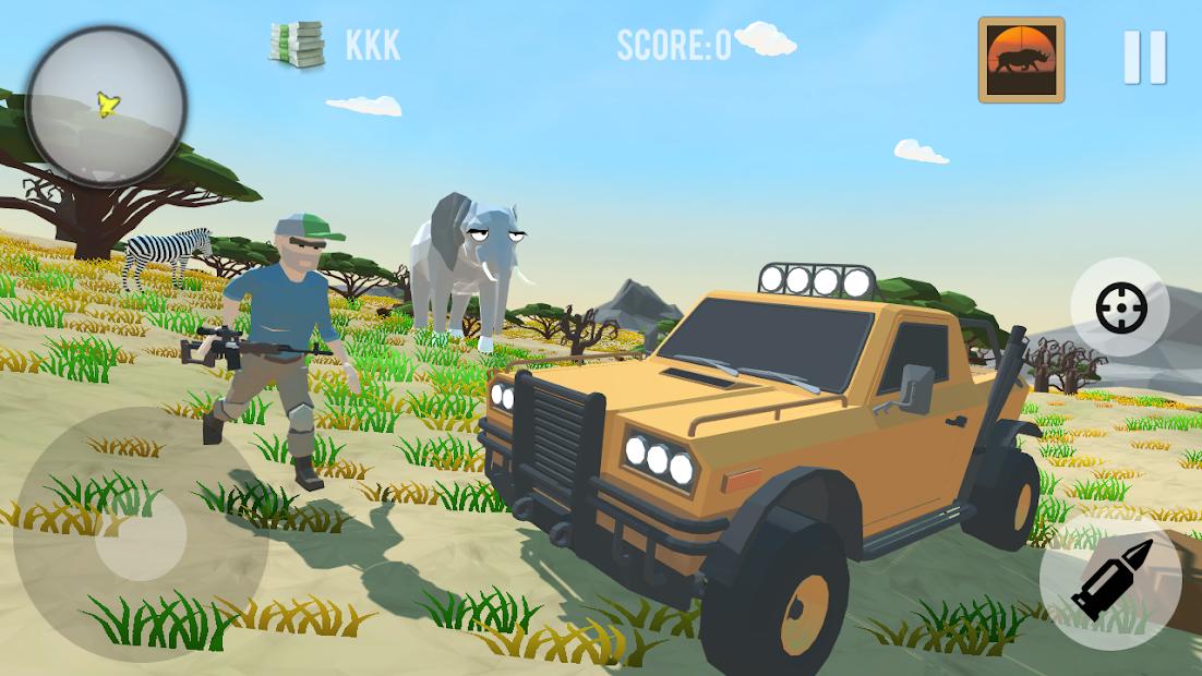Polygon Hunting: Safari