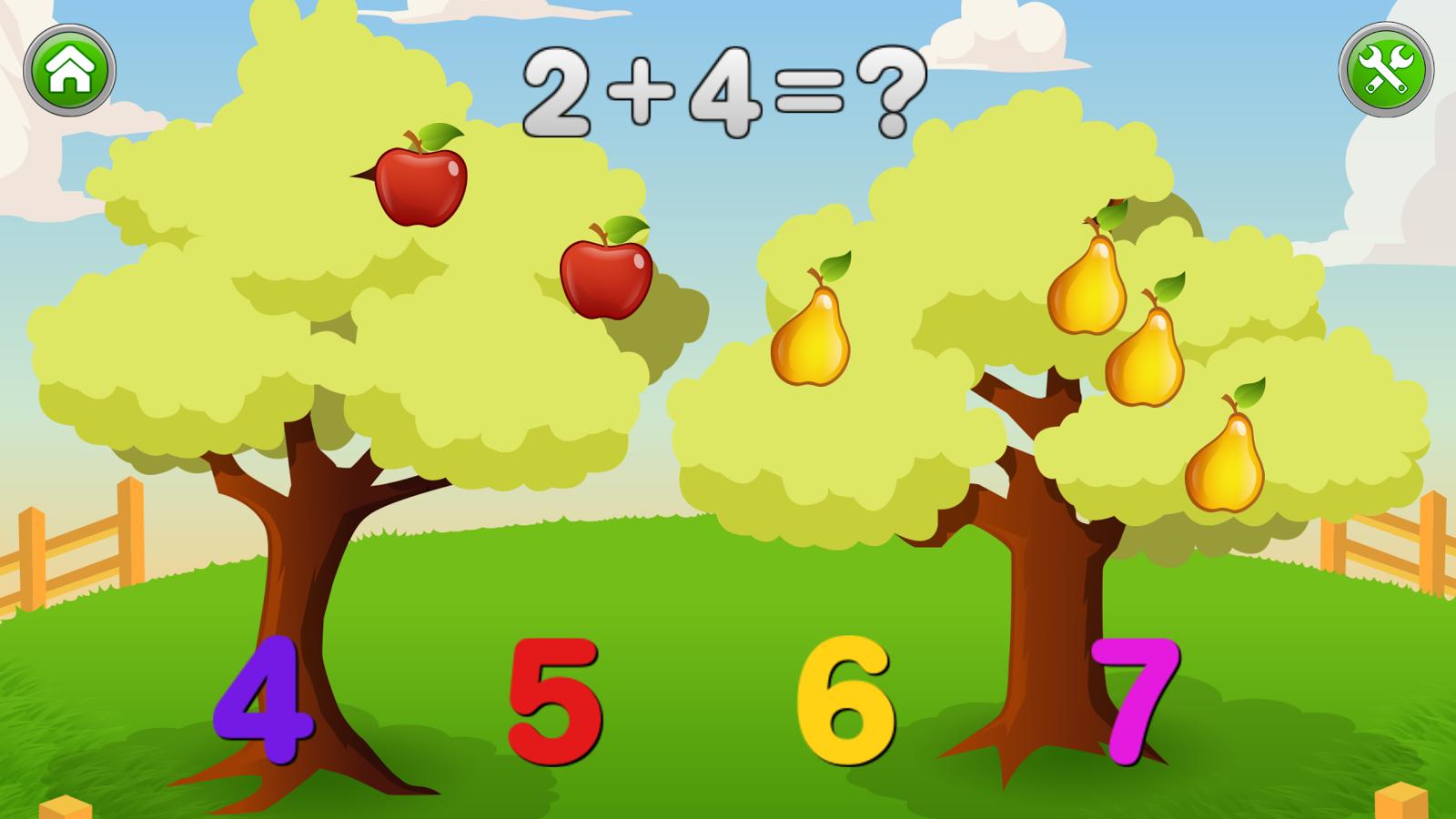 Kids Numbers and Math FREE- screenshot