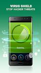 screenshot of dfndr security: antivirus, anti-hacking & cleaner