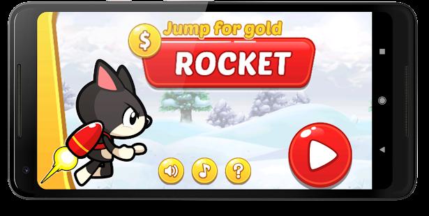 Rocket Cat - náhled