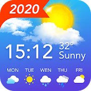 Weather Forecast - Live Weather & Radar & Widgets