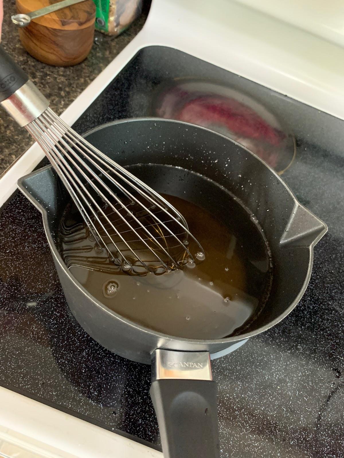 Making Invert Sugar