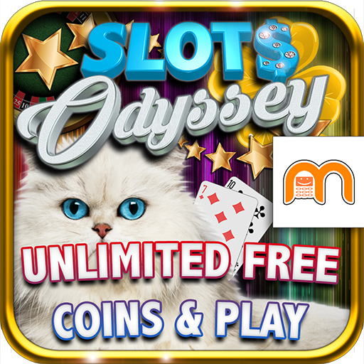 Slots Odyssey Lucky Golden Shamrock Riches FREE (game)