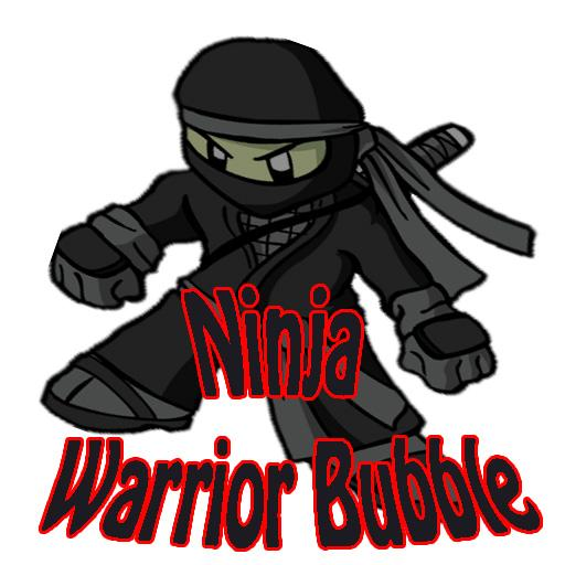 Ninja Warrior Bubble