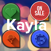 Kayla HD Icon Pack