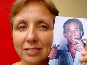 Photo: wife of cuban agent. Tracey Eaton photo