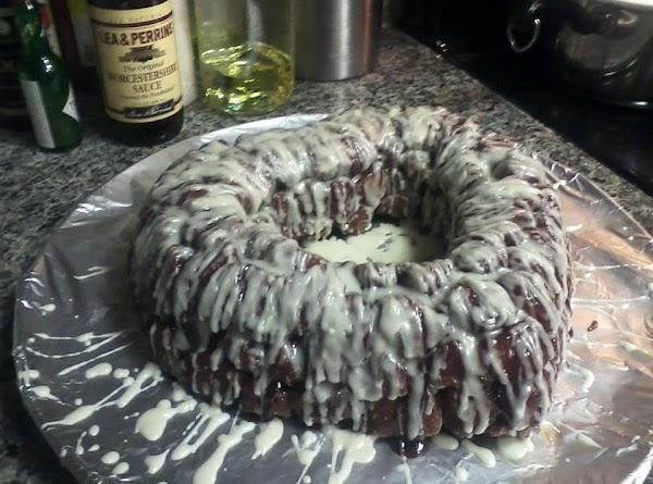 Grandaughter's Dessert is Monkey Bread, recipe already posted