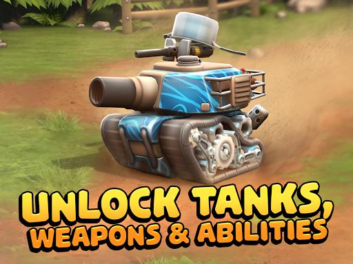 Pico Tanks: Multiplayer Mayhem  screenshots 19