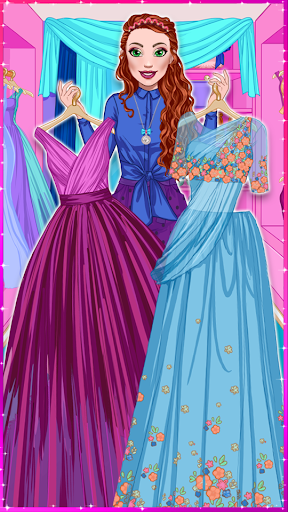 👗 Sophie Fashionista - Dress Up Game apkbreak screenshots 1
