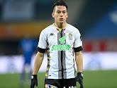 Cristian Benavente absent plusieurs jours du côté de Charleroi