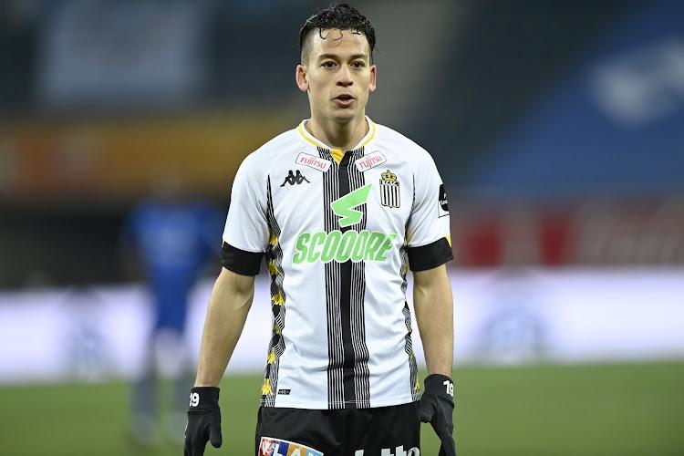 Gros coup dur pour Cristian Benavente et Charleroi