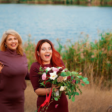 Wedding photographer Elvira Lukashevich (teshelvira). Photo of 23.09.2017