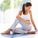 Stretching Flexibility Stretch icon