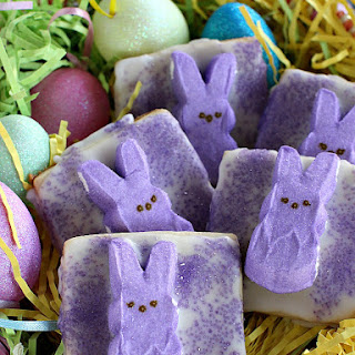 Easy Bunny Peeps Sugar Cookies