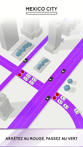 Télécharger Traffix 3D mod apk screenshots 4