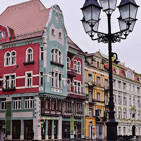 Timisoara ❤️ by Adela Rusu - Buildings & Architecture Architectural Detail