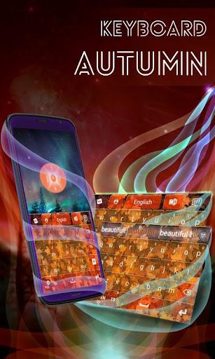 玩個人化App|キーボードの秋GO免費|APP試玩
